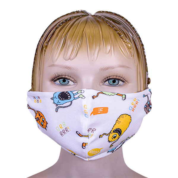 Masks and disinfectants
