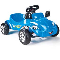 Pedals cars