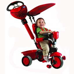 Tricycles with handle