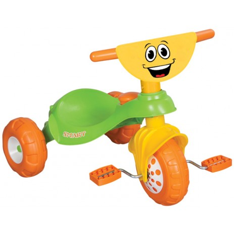 Tricycles with pedals