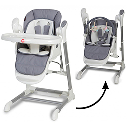 Highchair 2 in 1