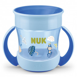 Nuk Чаша EVOLUTION mini Magic Cup 6м+ Boy 160мл