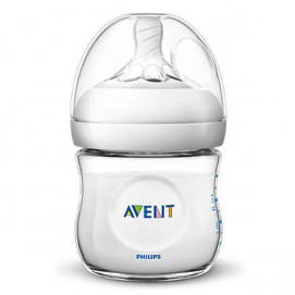 Philips Avent Шише за хранене NATURAL PP 125 мл 00A.0430.002