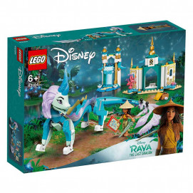Lego  DISNEY PRINCESS Рая и последният дракон 6 год+ 43184