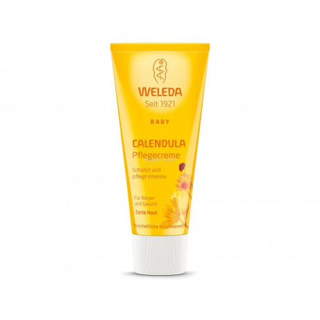 Weleda Moisturizing cream for face and body with Calendula 75ml. Weleda from Pakostnik