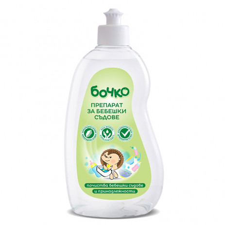 Bochko Washing detergent for the baby dishes from Pakostnik