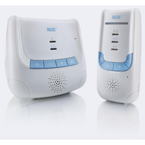 Nuk Baby monitor DECT Eco Control Nuk from Pakostnik