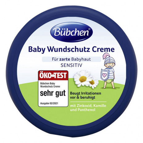 Bübchen Baby creme for changing diapers 150 ml from Pakostnik
