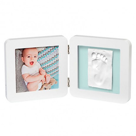 Baby Art Imprint Print square white frame BA.00011.007 from Pakostnik
