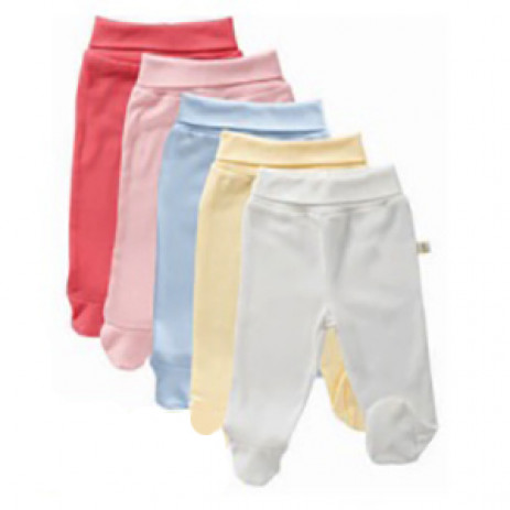 Sali Baby sleeper pants with wide elastic band Sally from Pakostnik