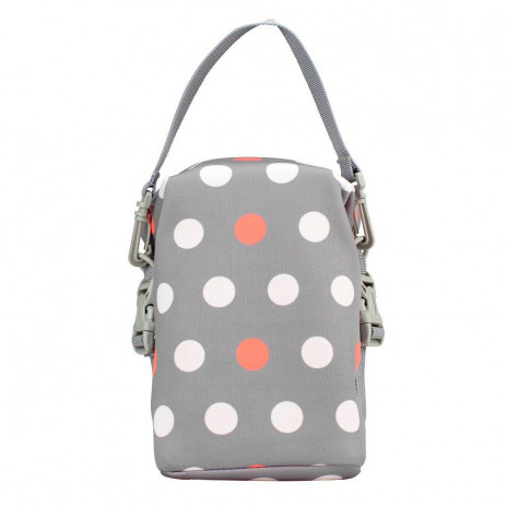 Dr.Brown's Thermo Bottle Bag - Gray on points from Pakostnik