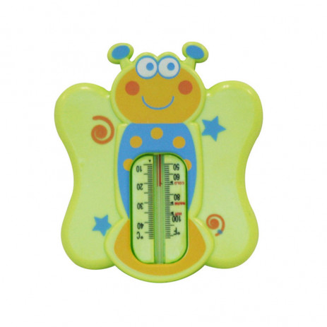 Lorelli Thermometer bathroom Butterfly green from Pakostnik