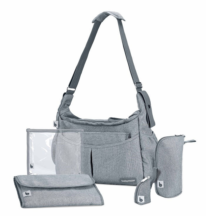 BabyМoov Bag Urban Smokey   Baby and kids online shop PAKOSTNIK efae016a3a