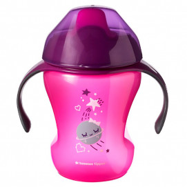 Tommee Tippee 7m+ Training Sippee Cup for girl