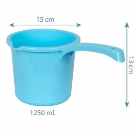 Sevi bebe Watering can 1.25L Turquoise