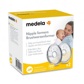 Medela Nipple formers 2 pieces Medela