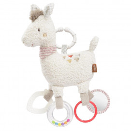 babyFehn Activity llama with ring PERU