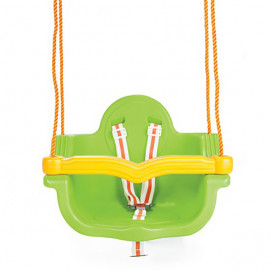 Pilsan Swing with ropes Green