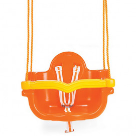 Pilsan Swing with ropes Orange