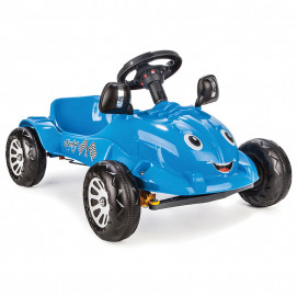Pilsan Car with pedals HERBY Blue 07302
