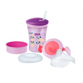 Nuk EVOLUTION Cups All-in-one 230ml violet