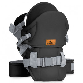 Lorelli Baby Carrier WEEKEND Black and Grey