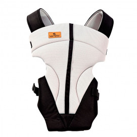 Lorelli Baby Carrier JOURNEY Black and Grey