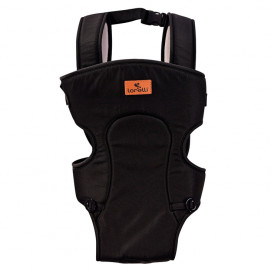 Lorelli Baby Carrier BETWEEN Black and Grey