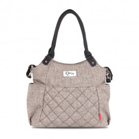 Lorelli Mama Bag TOTE + Thermobox Camel