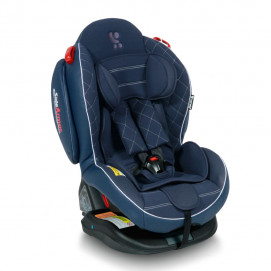 Lorelli Car seat ARTHUR + SPS Isofix 0-25kg. Dark Blue Leather