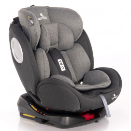 Lorelli Car seat LYRA ISOFIX Black and Grey