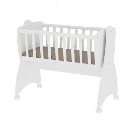Lorelli Baby Cot-Swing First Dreams white