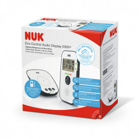 Nuk Eco Control Audio Display 530D Digital Baby Monitor