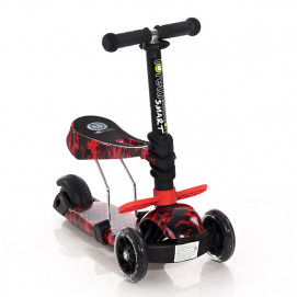Lorelli Toys Scooter SMART Red Fire
