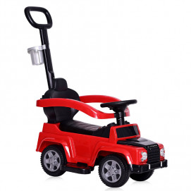 Lorelli Toys Ride On Car X-TREME with handle Red