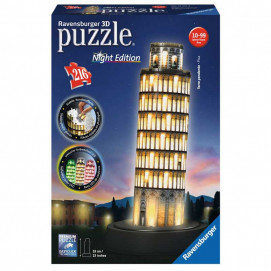Ravensburger Leaning Tower of Pisa 3D Puzzle, 216pc