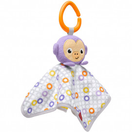 Fisher Price Peek-A-Boo Plush Monkey