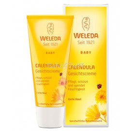 Weleda Nourishing Face Cream with Calendula 50ml. Weleda