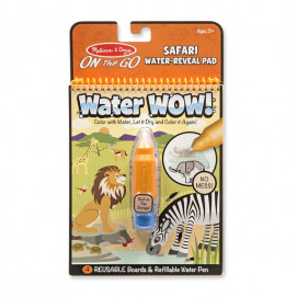 Melissa & Doug Water-reveal Pad Safari