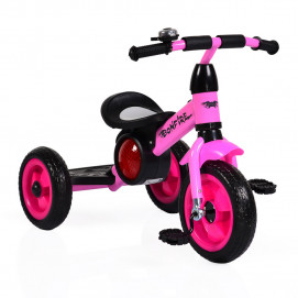 Moni Baby Tricycle Bonfire pink