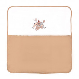 Lorelli Cotton diaper Za za 90x90cm Late