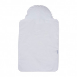 Sevi bebe Practical double-sided pad for folding with a pillow White