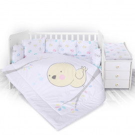 Lorelli Bedding set for bed TREND Ranfors Chick