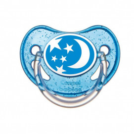 """Canpol babies Silicone orthodontic shape soother """"Nature"""" 0-6m."""