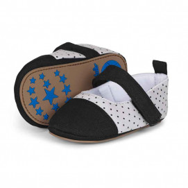 Sterntaler Baby shoes Dots
