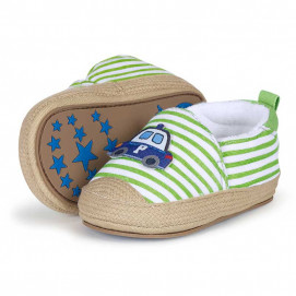 Sterntaler Baby shoes Car