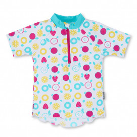 Sterntaler Children's blouse with UPF50 + protection Fruts