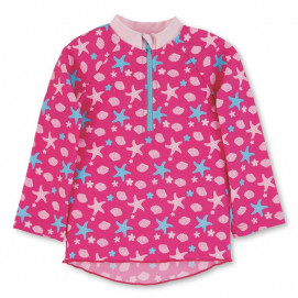 Sterntaler Children's blouse with UPF50 + protection Pink