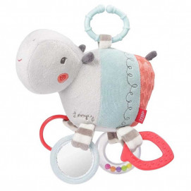 babyFehn Active toy rings HIPPO