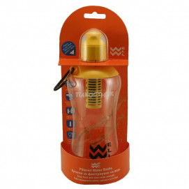 N/A WELL filtered water bottle WELL bottle